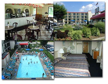 Rehoboth Beach Delaware Hotels Econo